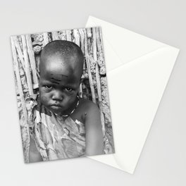 Masai Child Stationery Cards