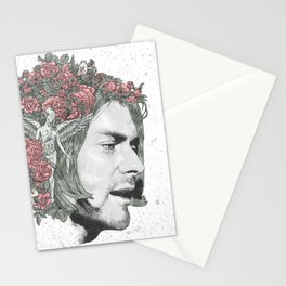 In Utero Stationery Cards
