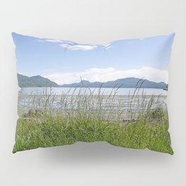 CRESCENT BEACH LOW TIDE ORCAS ISLAND Pillow Sham