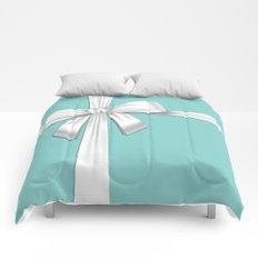 Blue Tiffany Box Comforters