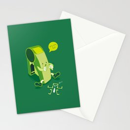 SNACK'S TIME Stationery Cards