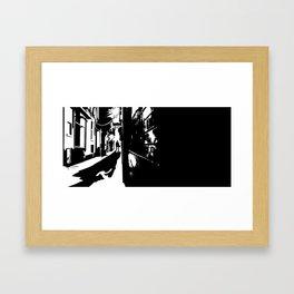 THE SPIRIT Framed Art Print