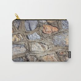 Cobblestones Cladding Wall Carry-All Pouch