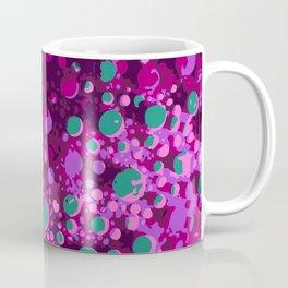Firebrick Starfish in Purple Coffee Mug