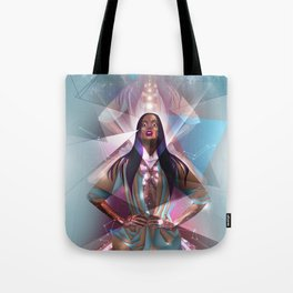 The Light of Truth Tote Bag