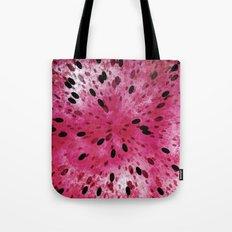 Watermelon Explosion Tote Bag