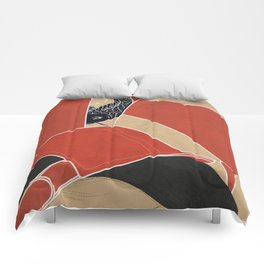 Good Night Japan Comforters