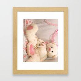 valentine day Framed Art Print