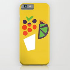 Yellow Berry Cocktail iPhone 6s Slim Case