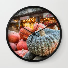Avila Evening Wall Clock