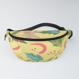 Christmas Pattern 3 Fanny Pack