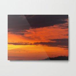 Sunrise Of God  Metal Print