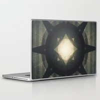 hamlet Laptop & iPad Skins featuring Oberon - Hamlet Crater by Fabled Creative