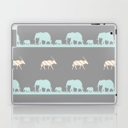 Dots & Lines Laptop & iPad Skin