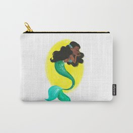 Mermaid Kisses Carry-All Pouch