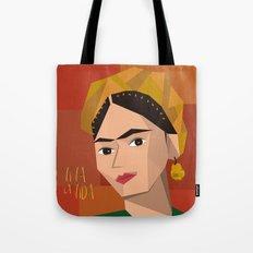 Frida Khalo Cubism Edition 2 Tote Bag