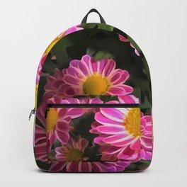 Fleurette Daisies WC Backpack