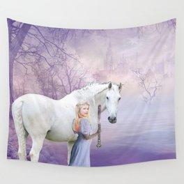 snow princess Wall Tapestry
