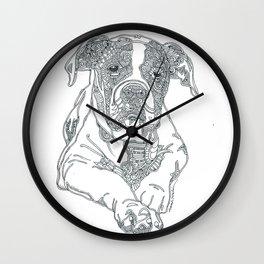 Meet Lesley Wall Clock