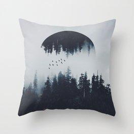 INTROVERT Throw Pillow