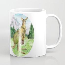 Austrian Kangaroo Coffee Mug