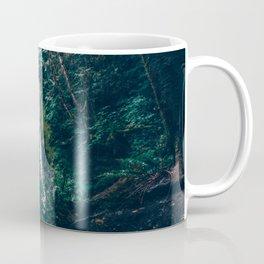 Madison Falls - Olympic National Park Coffee Mug