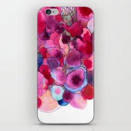 Sherbert Watercolour iPhone Skin