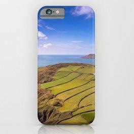 Porth Y Pistyll iPhone Case