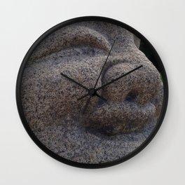 laughing buddha Wall Clock