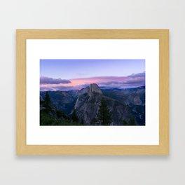 Yosemite Valley #society6 #decor #buyart Framed Art Print