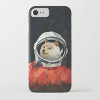 doge iPhone & iPod Cases featuring DOGE by Ilya Brovkin