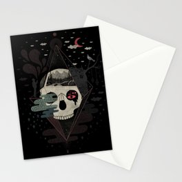 Happy Riddle Stationery Cards