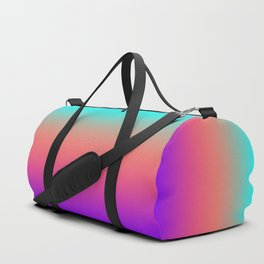 Sunset shades on the sea Duffle Bag