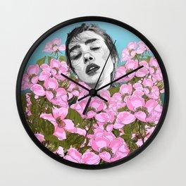 morning sweets Wall Clock