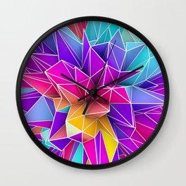 Kaos Pop Wall Clock