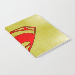 Super Hero, comics Notebook