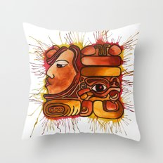 M@Y@ Throw Pillow