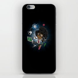 Moss's Happy Place iPhone Skin