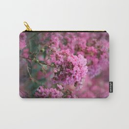 Playful Hot Pinks Carry-All Pouch