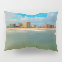 Jax Beach Pillow Sham
