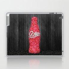 Flower Coke Laptop & iPad Skin
