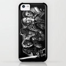 Freddy Krueger Jason Voorhees Michael Myers leatherface Darth Vader Blackest of the Black Slim Case iPhone 5c