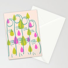 Tears in Hand Stationery Cards