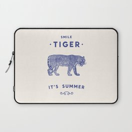 Smile Tiger, it's Summer Laptop Sleeve