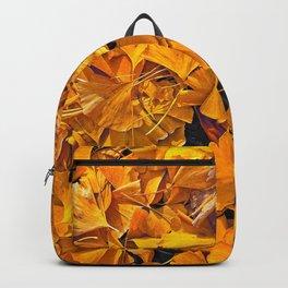 Grate Full of Ginkgo Backpack
