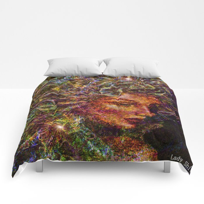 Medusa.... Comforters