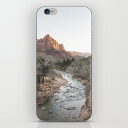 Canyon Junction, Zion National Park, Utah iPhone Skin