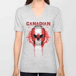To The Core Collection: Canada Unisex V-Neck
