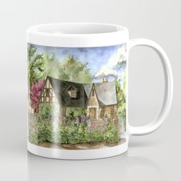 Tudor House Coffee Mug