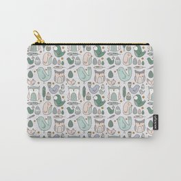 Little Birdies Carry-All Pouch